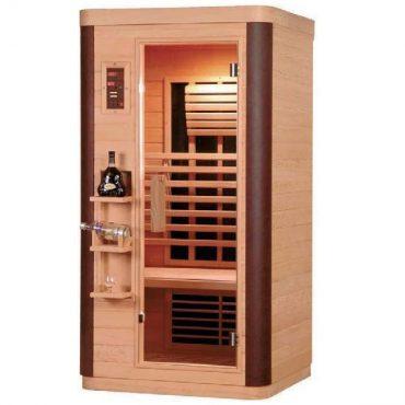 Infračervené sauny