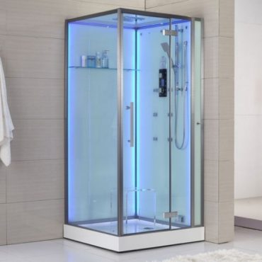 Parní sprchové boxy