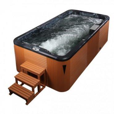 SWIM SPA - bazény s protiproudem a masážními tryskami