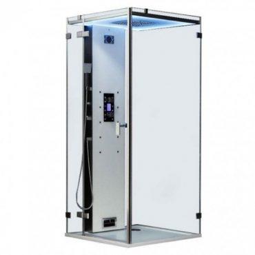 parni-box-eago-dz1006f12-s-vanickou-leva-bila-verze-100x100x215cm