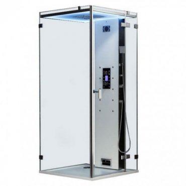 parni-box-eago-dz1006f12-s-vanickou-prava-bila-verze-100x100x215cm