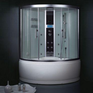 parni-sprchovy-box-eago-dz990f12-cerna-leva-verze-120x90x2235