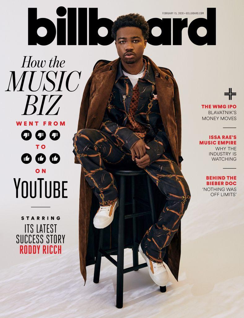 Billboard – February 15, 2020