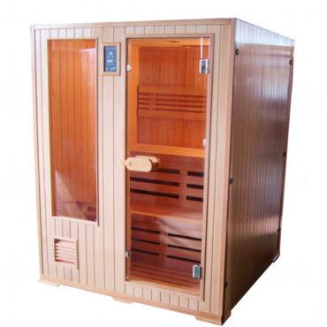 finska-sauna-sanotechnik-helsinki-150x150x194cm