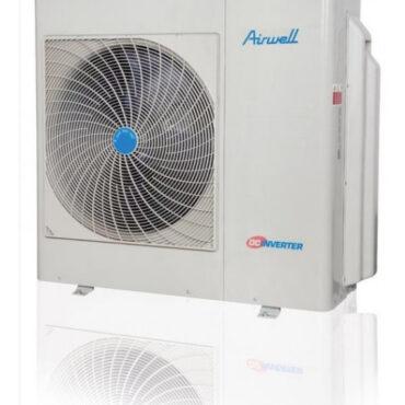multisplit-klimatizace-airwell-ycz536-5-jednotky-105-kw